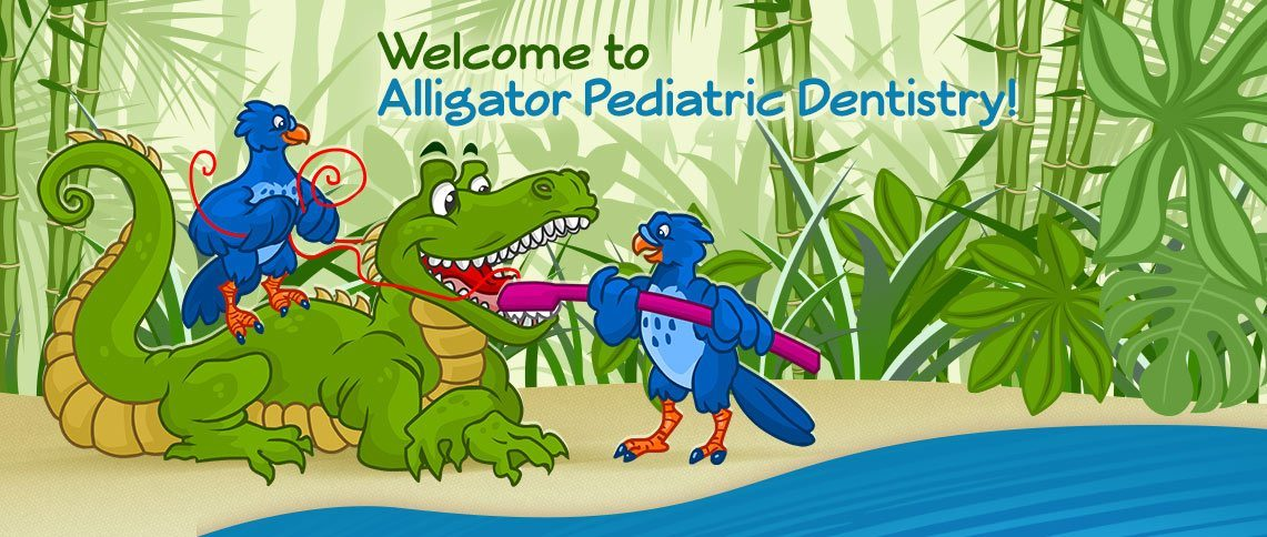 Welcome to Alligator Pediatric Dentistry!